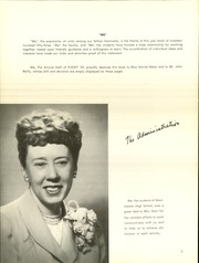 Page 6, 1953 Edition, Westchester High School - Flight Yearbook (Los Angeles, CA) online yearbook collection