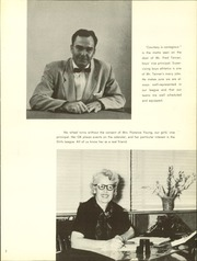 Page 7, 1953 Edition, Westchester High School - Flight Yearbook (Los Angeles, CA) online yearbook collection