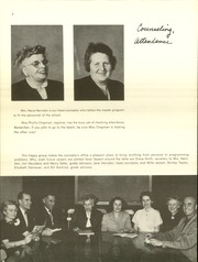 Page 8, 1953 Edition, Westchester High School - Flight Yearbook (Los Angeles, CA) online yearbook collection