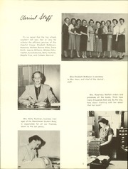 Page 9, 1953 Edition, Westchester High School - Flight Yearbook (Los Angeles, CA) online yearbook collection