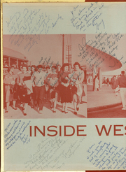 Page 2, 1960 Edition, Westchester High School - Flight Yearbook (Los Angeles, CA) online yearbook collection