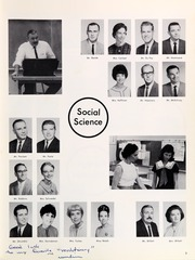 Page 13, 1966 Edition, Westchester High School - Flight Yearbook (Los Angeles, CA) online yearbook collection