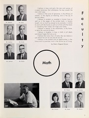 Page 9, 1966 Edition, Westchester High School - Flight Yearbook (Los Angeles, CA) online yearbook collection