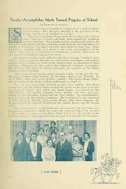 Page 13, 1932 Edition, San Mateo High School - Elm Yearbook (San Mateo, CA) online yearbook collection