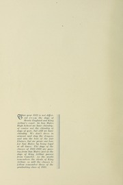 Page 14, 1932 Edition, San Mateo High School - Elm Yearbook (San Mateo, CA) online yearbook collection
