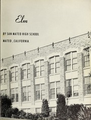 Page 7, 1955 Edition, San Mateo High School - Elm Yearbook (San Mateo, CA) online yearbook collection