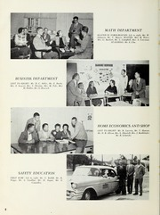 Page 10, 1958 Edition, San Mateo High School - Elm Yearbook (San Mateo, CA) online yearbook collection