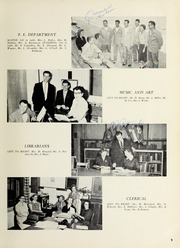 Page 11, 1958 Edition, San Mateo High School - Elm Yearbook (San Mateo, CA) online yearbook collection