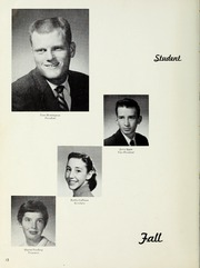 Page 14, 1958 Edition, San Mateo High School - Elm Yearbook (San Mateo, CA) online yearbook collection