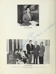 Page 8, 1958 Edition, San Mateo High School - Elm Yearbook (San Mateo, CA) online yearbook collection