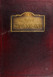 Modesto High School - Sycamore Yearbook (Modesto, CA) online yearbook collection, 1927 Edition, Page 1