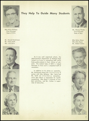 Page 11, 1957 Edition, Modesto High School - Sycamore Yearbook (Modesto, CA) online yearbook collection