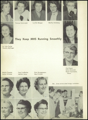 Page 12, 1957 Edition, Modesto High School - Sycamore Yearbook (Modesto, CA) online yearbook collection