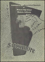 Page 5, 1957 Edition, Modesto High School - Sycamore Yearbook (Modesto, CA) online yearbook collection