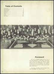 Page 6, 1957 Edition, Modesto High School - Sycamore Yearbook (Modesto, CA) online yearbook collection