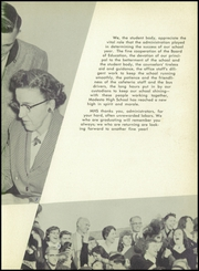 Page 9, 1957 Edition, Modesto High School - Sycamore Yearbook (Modesto, CA) online yearbook collection