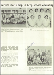 Page 13, 1958 Edition, Modesto High School - Sycamore Yearbook (Modesto, CA) online yearbook collection