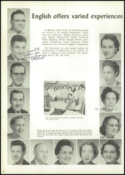 Page 14, 1958 Edition, Modesto High School - Sycamore Yearbook (Modesto, CA) online yearbook collection