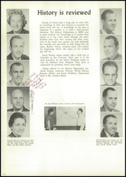 Page 16, 1958 Edition, Modesto High School - Sycamore Yearbook (Modesto, CA) online yearbook collection