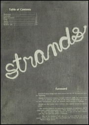 Page 6, 1958 Edition, Modesto High School - Sycamore Yearbook (Modesto, CA) online yearbook collection