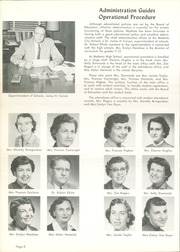 Page 12, 1959 Edition, Modesto High School - Sycamore Yearbook (Modesto, CA) online yearbook collection