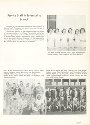 Page 13, 1959 Edition, Modesto High School - Sycamore Yearbook (Modesto, CA) online yearbook collection