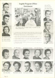 Page 14, 1959 Edition, Modesto High School - Sycamore Yearbook (Modesto, CA) online yearbook collection