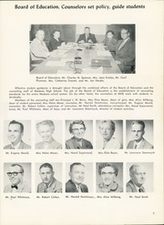 Page 11, 1960 Edition, Modesto High School - Sycamore Yearbook (Modesto, CA) online yearbook collection