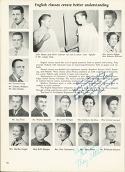 Page 14, 1960 Edition, Modesto High School - Sycamore Yearbook (Modesto, CA) online yearbook collection