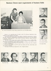 Page 15, 1960 Edition, Modesto High School - Sycamore Yearbook (Modesto, CA) online yearbook collection