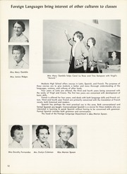 Page 16, 1960 Edition, Modesto High School - Sycamore Yearbook (Modesto, CA) online yearbook collection