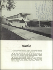 Page 12, 1957 Edition, Capuchino High School - Cap Yearbook (San Bruno, CA) online yearbook collection