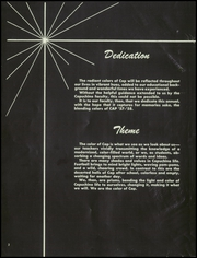 Page 6, 1958 Edition, Capuchino High School - Cap Yearbook (San Bruno, CA) online yearbook collection