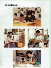 Page 16, 1984 Edition, Capuchino High School - Cap Yearbook (San Bruno, CA) online yearbook collection