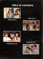 Page 6, 1984 Edition, Capuchino High School - Cap Yearbook (San Bruno, CA) online yearbook collection