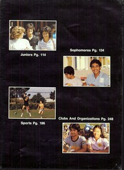 Page 7, 1984 Edition, Capuchino High School - Cap Yearbook (San Bruno, CA) online yearbook collection