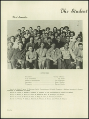 Page 14, 1948 Edition, Lynwood High School - Accolade Yearbook (Lynwood, CA) online yearbook collection