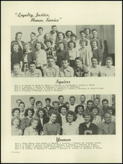 Page 16, 1948 Edition, Lynwood High School - Accolade Yearbook (Lynwood, CA) online yearbook collection