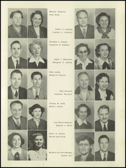 Page 9, 1948 Edition, Lynwood High School - Accolade Yearbook (Lynwood, CA) online yearbook collection