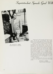 Page 14, 1959 Edition, Lynwood High School - Accolade Yearbook (Lynwood, CA) online yearbook collection
