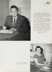 Page 16, 1959 Edition, Lynwood High School - Accolade Yearbook (Lynwood, CA) online yearbook collection