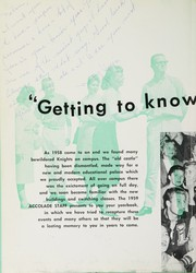 Page 6, 1959 Edition, Lynwood High School - Accolade Yearbook (Lynwood, CA) online yearbook collection