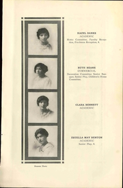 Page 15, 1914 Edition, Stockton High School - Guard and Tackle Yearbook (Stockton, CA) online yearbook collection