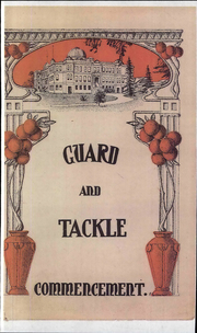 Stockton High School - Guard and Tackle Yearbook (Stockton, CA) online yearbook collection, 1915 Edition, Page 1