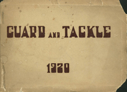 Page 1, 1920 Edition, Stockton High School - Guard and Tackle Yearbook (Stockton, CA) online yearbook collection
