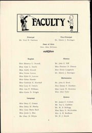 Page 12, 1922 Edition, Stockton High School - Guard and Tackle Yearbook (Stockton, CA) online yearbook collection