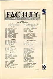 Page 15, 1923 Edition, Stockton High School - Guard and Tackle Yearbook (Stockton, CA) online yearbook collection