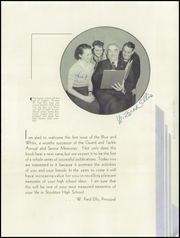 Page 15, 1938 Edition, Stockton High School - Guard and Tackle Yearbook (Stockton, CA) online yearbook collection