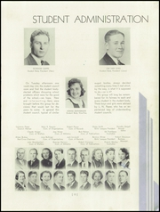 Page 17, 1938 Edition, Stockton High School - Guard and Tackle Yearbook (Stockton, CA) online yearbook collection