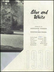 Page 7, 1938 Edition, Stockton High School - Guard and Tackle Yearbook (Stockton, CA) online yearbook collection